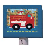 Fire Truck Nightlight by Oopsy daisy