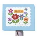 Flower Garden Nightlight by Oopsy daisy