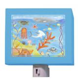 Ocean World Nightlight by Oopsy daisy