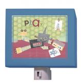 Play Robot Nightlight by Oopsy daisy