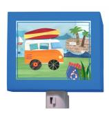 On the Road Again Beach Nightlight by Oopsy daisy
