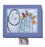 Rollercoaster Ride Nightlight by Oopsy daisy