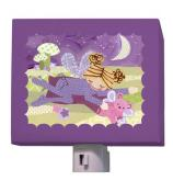 Slumbering Fairy Blonde Nightlight by Oopsy daisy