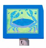 Crab with Bubbles Nightlight by Oopsy daisy