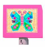 Jewel Butterfly Nightlight by Oopsy daisy