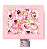 Pink Roses Nightlight by Oopsy daisy