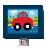 Red Car Nightlight by Oopsy daisy