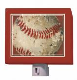 Vintage Baseball Nightlight by Oopsy daisy