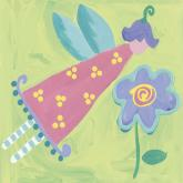 Pink Petal Fairy by Oopsy daisy