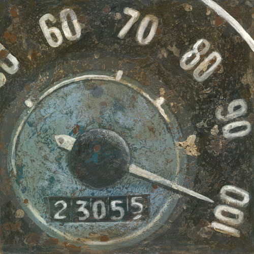 Speedometer by Oopsy daisy