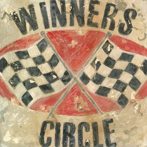 Winners Circle by Oopsy daisy