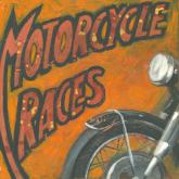 Motorcycle Races by Oopsy daisy
