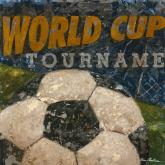 World Cup - Soccer by Oopsy daisy