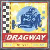Dragway by Oopsy daisy
