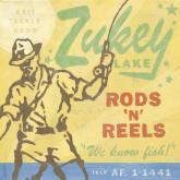Rods n' Reels by Oopsy daisy