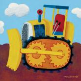 Earthmover by Oopsy daisy