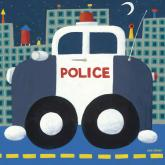 Police Cruiser by Oopsy daisy