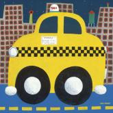 Taxicab by Oopsy daisy