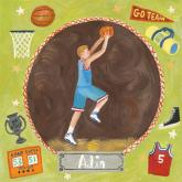 Personalized Basketball Star - Boy by Oopsy daisy