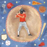Baseball Star - Boy by Oopsy daisy