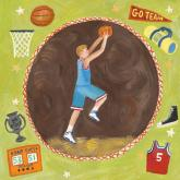 Basketball Star - Boy by Oopsy daisy
