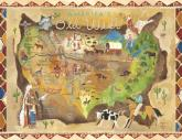 Americas Old West by Oopsy daisy