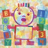 Personalized Baby by Oopsy daisy