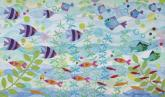 Friendly Fish Party by Oopsy daisy