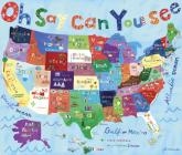 Oh Say Can You See USA Map by Oopsy daisy