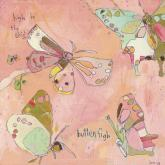 Sky High Butterflies by Oopsy daisy