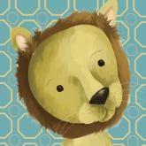 Rauri the Lion by Oopsy daisy