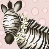Zoey the Zebra by Oopsy daisy