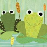 Theme Rooms - Frogs & Turtles