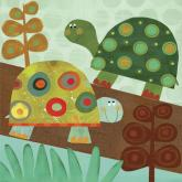Turtle Pair by Oopsy daisy