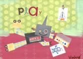 Play Robot by Oopsy daisy