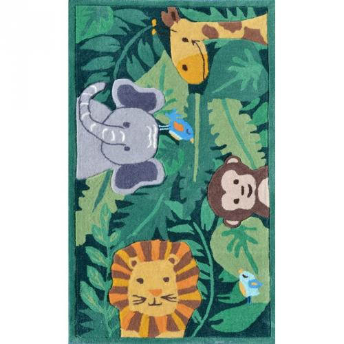 Jungle Party Rug