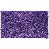 Shaggy Raggy Purple Rug