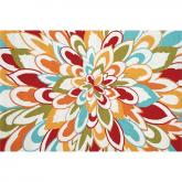 Bloom Indoor-Outdoor Rug