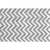 Chevron Gray Rug