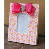 Calico Picture Frame - Vertical