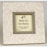 Damask Shine Picture Frame