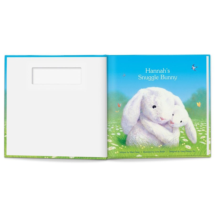 My Snuggle Bunny Personalized Storybook Thumbnail 1