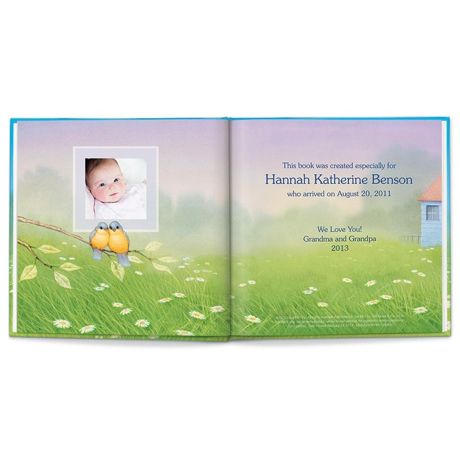 My Snuggle Bunny Personalized Storybook Thumbnail 2