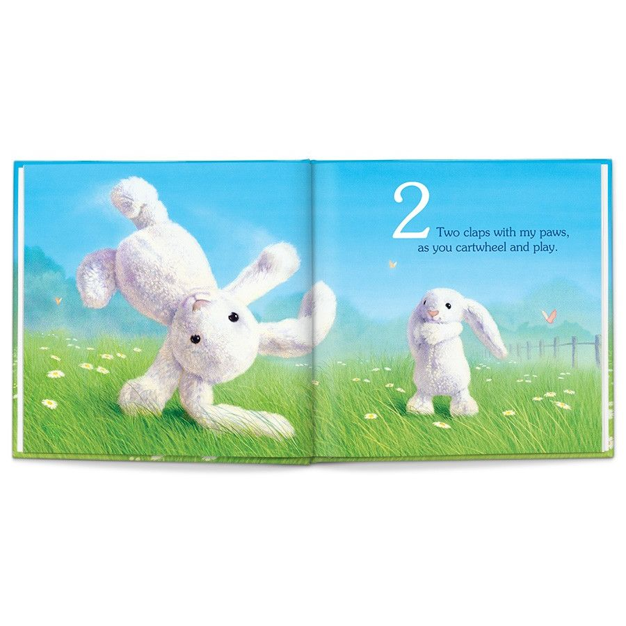 My Snuggle Bunny Personalized Storybook Thumbnail 4