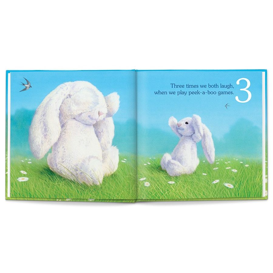 My Snuggle Bunny Personalized Storybook Thumbnail 5
