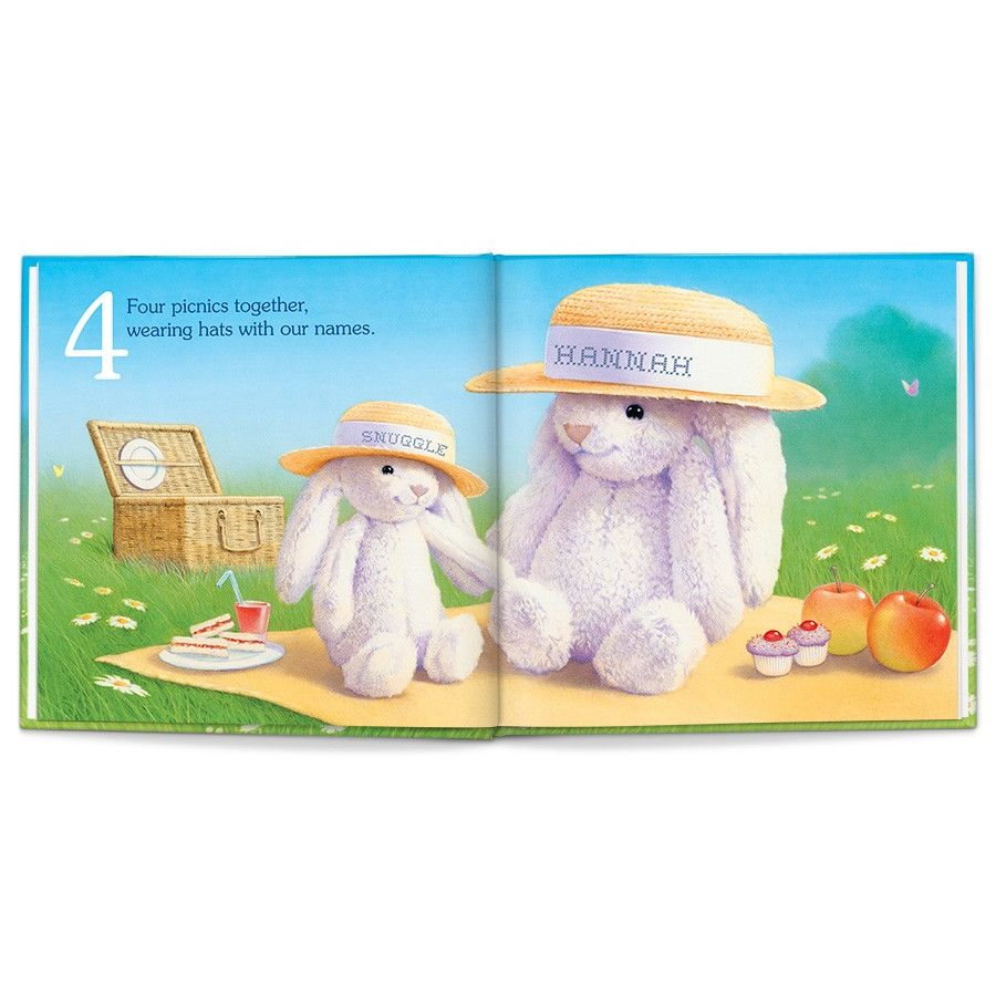 My Snuggle Bunny Personalized Storybook Thumbnail 6