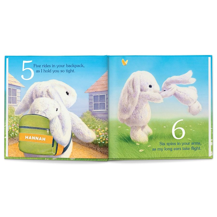 My Snuggle Bunny Personalized Storybook Thumbnail 7