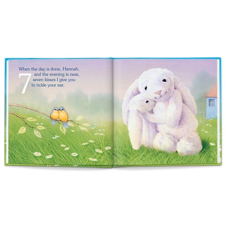 My Snuggle Bunny Personalized Storybook Thumbnail 8
