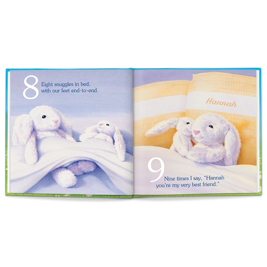 My Snuggle Bunny Personalized Storybook Thumbnail 9