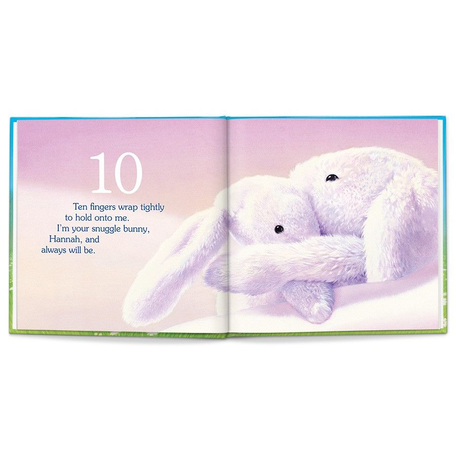 My Snuggle Bunny Personalized Storybook Thumbnail 10